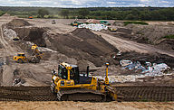 Asbestos/ contaminated soil (landfill site)